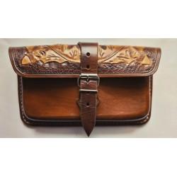 Handmade belt pouch / pouch S101