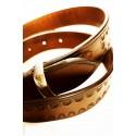 trouser belt handmade P005